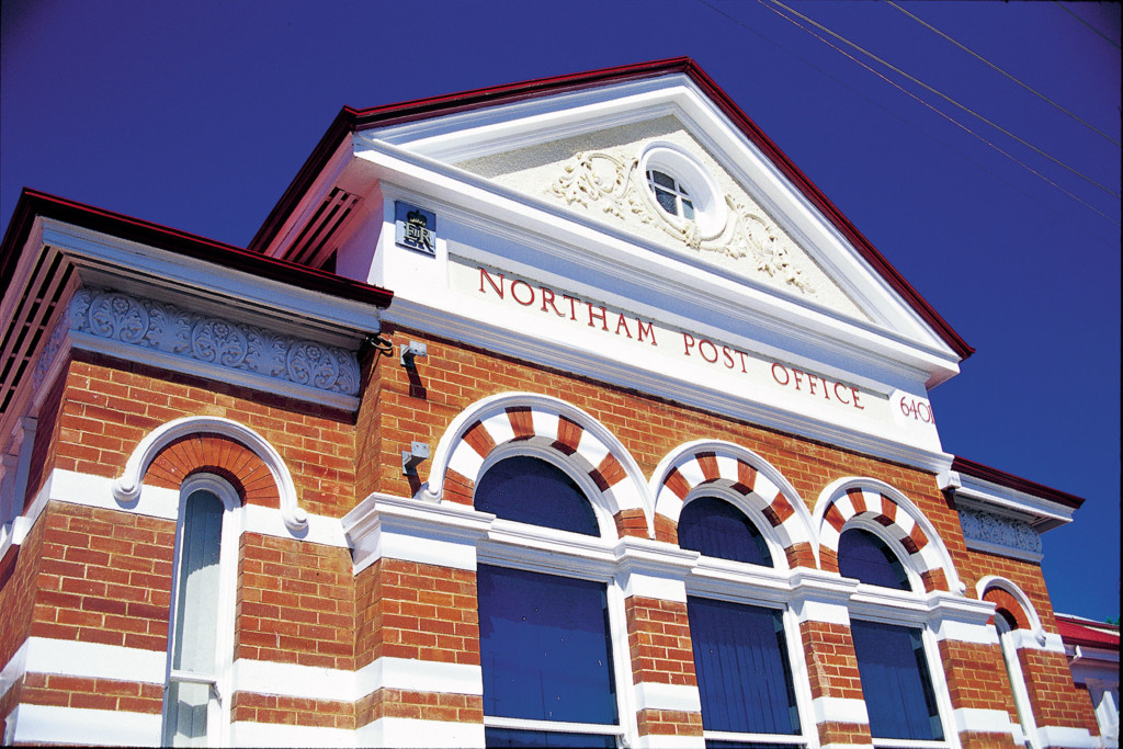 Northam Post Office building.
