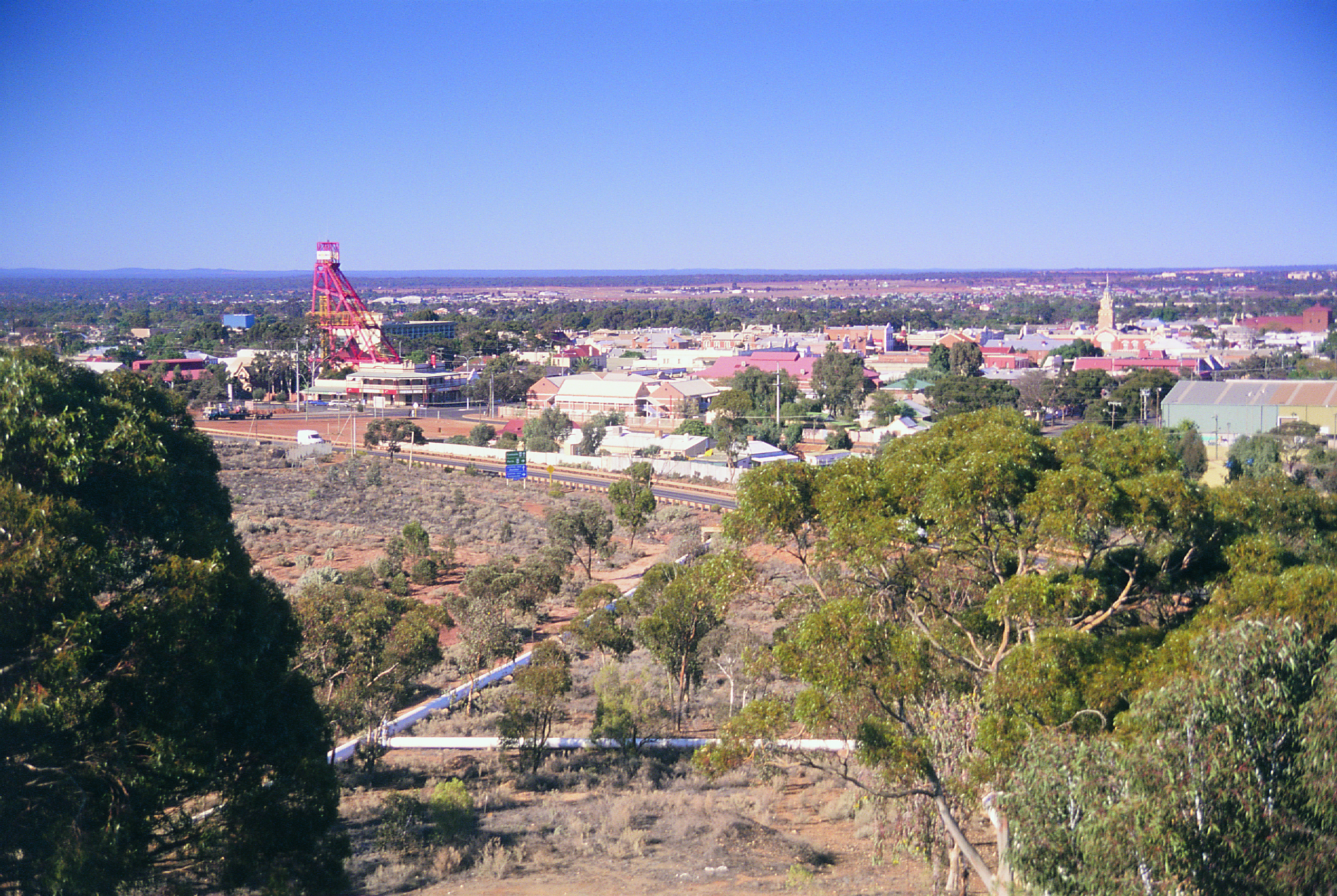 Kalgoorlie - Golden Pipeline